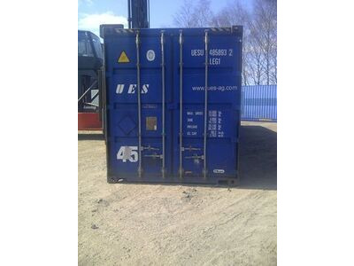 SHIPPING CONTAINERS 10ft high cube S2 doors 16093