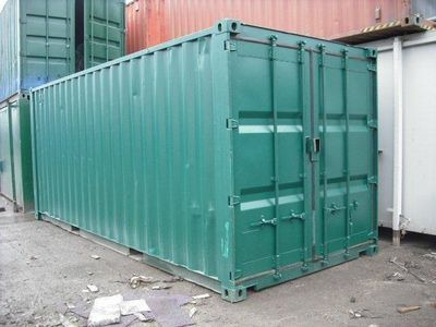 SHIPPING CONTAINERS 20ft S2 lined and insulated 15834 click to zoom image