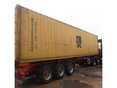 SHIPPING CONTAINERS 40ft original 45295 click to zoom image