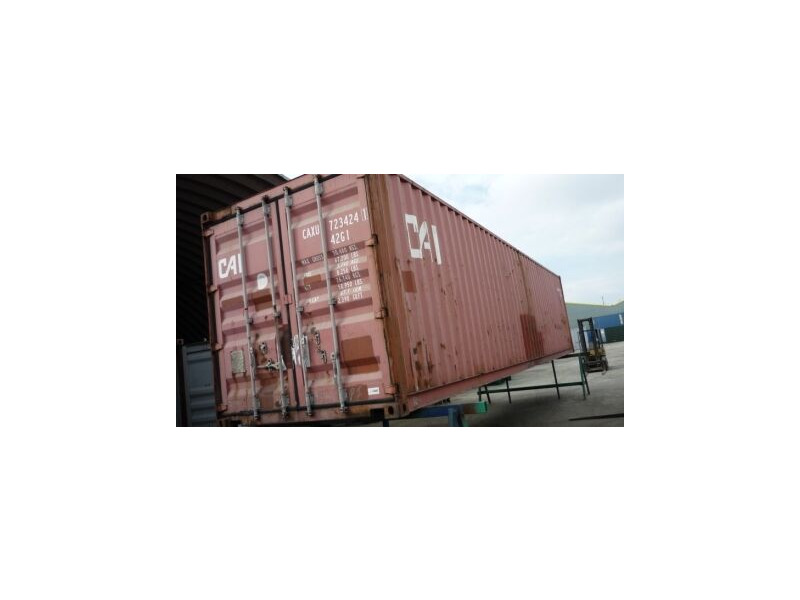 SHIPPING CONTAINERS 40ft original 63216 click to zoom image