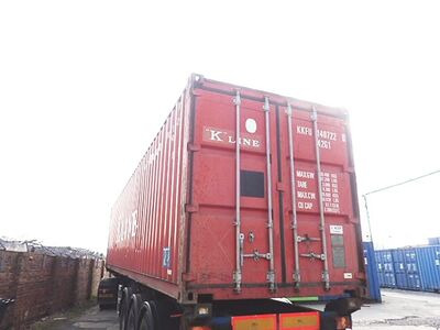 SHIPPING CONTAINERS 40ft original 45297