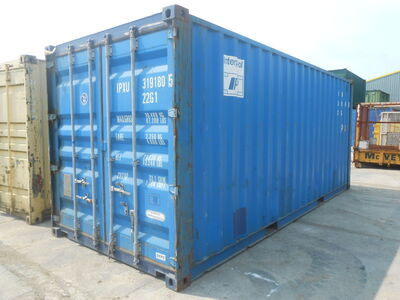 SHIPPING CONTAINERS 20ft original 16109