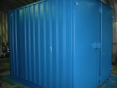 SHIPPING CONTAINERS 10ft S1 doors 29568
