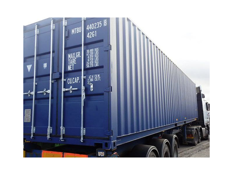 SHIPPING CONTAINERS 40ft ISO 29538 click to zoom image