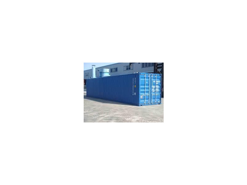 SHIPPING CONTAINERS 40ft ISO blue 27147 click to zoom image