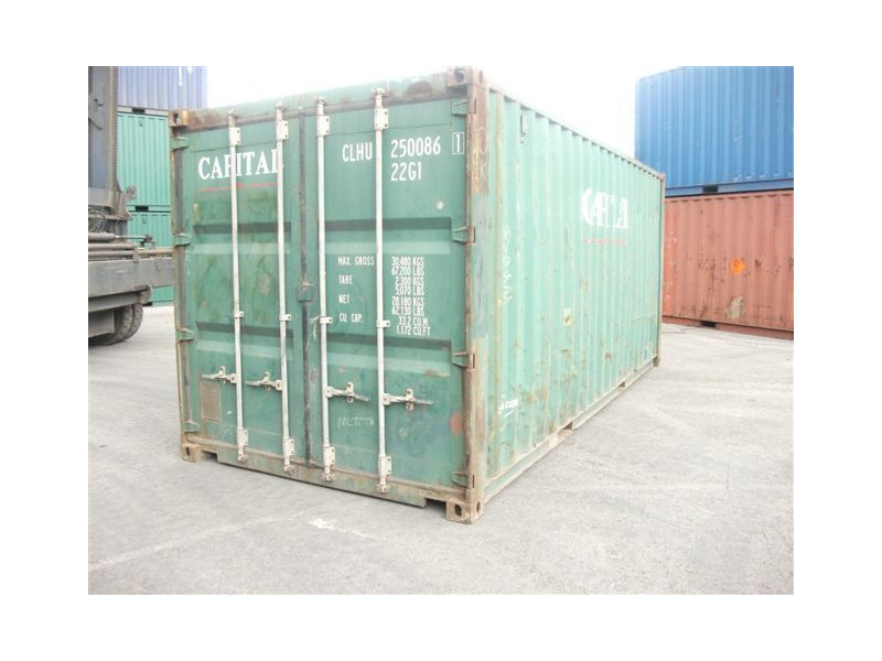 SHIPPING CONTAINERS 20ft S2 60058 click to zoom image