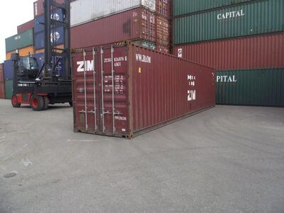 SHIPPING CONTAINERS 40ft original 38713