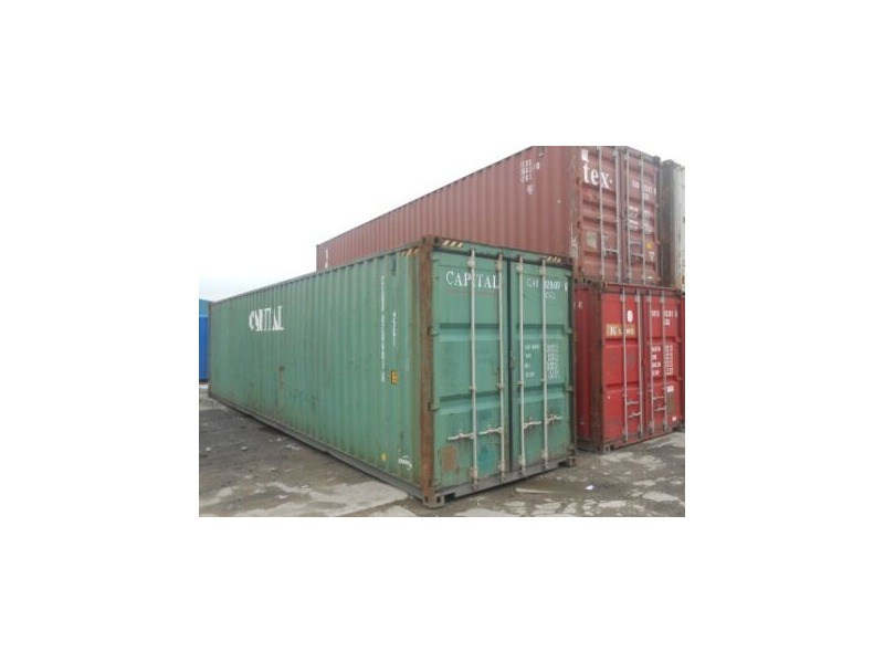 SHIPPING CONTAINERS 40ft ISO 46143 click to zoom image