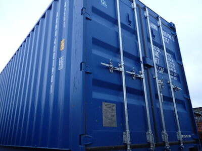 SHIPPING CONTAINERS 40ft ISO 30080