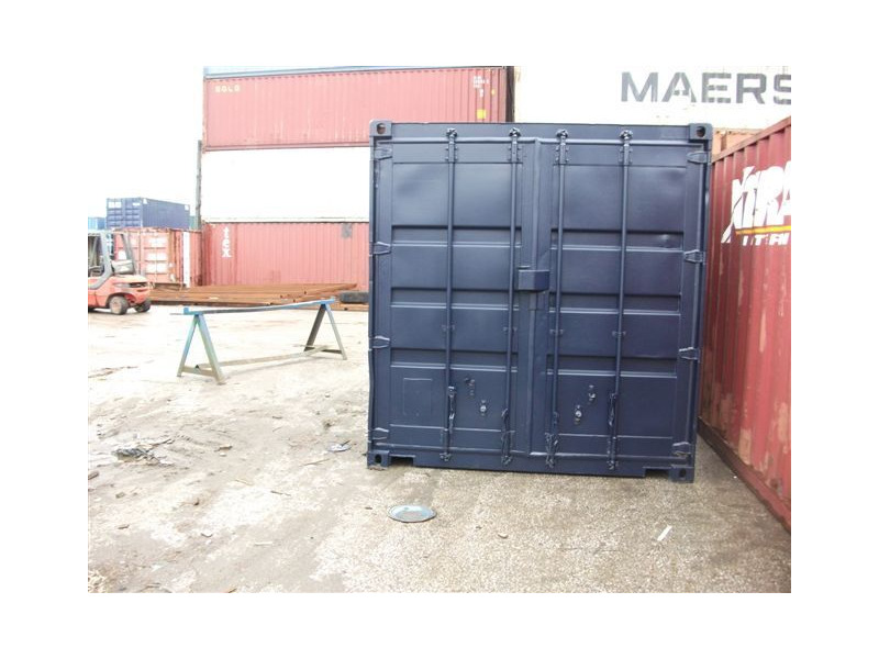 SHIPPING CONTAINERS 12ft S2 doors 31754 click to zoom image