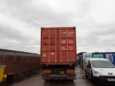 SHIPPING CONTAINERS 40ft original 38050