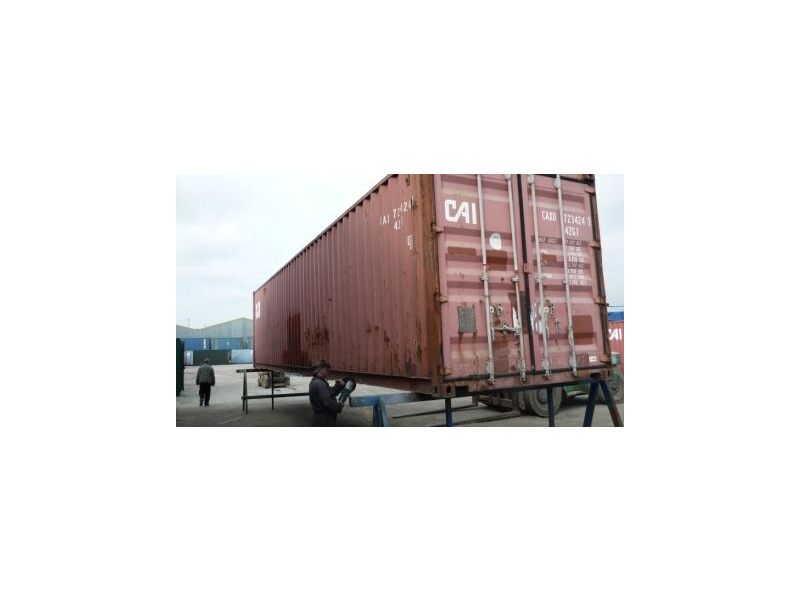 SHIPPING CONTAINERS 40ft original 67741 click to zoom image