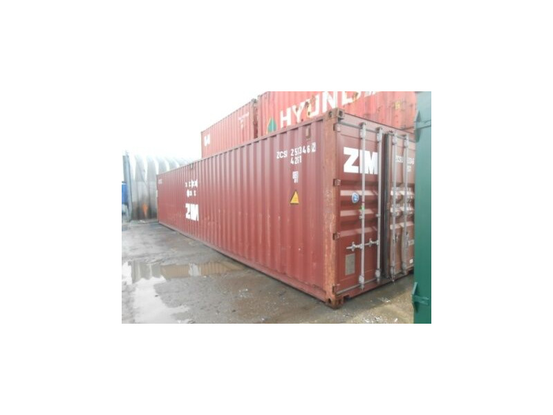 SHIPPING CONTAINERS 40ft original 63936 click to zoom image