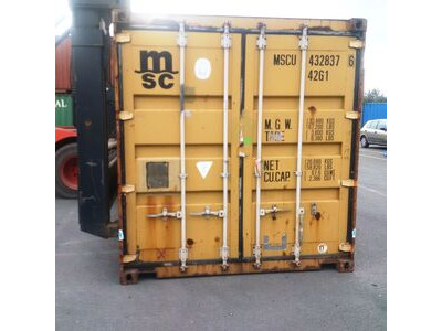 SHIPPING CONTAINERS 40ft original 40240