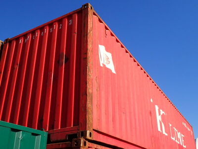 SHIPPING CONTAINERS 40ft ISO 42549 click to zoom image