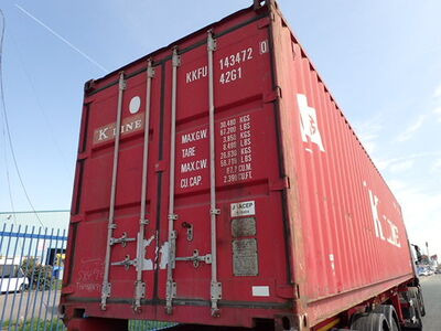 SHIPPING CONTAINERS 40ft original 44681