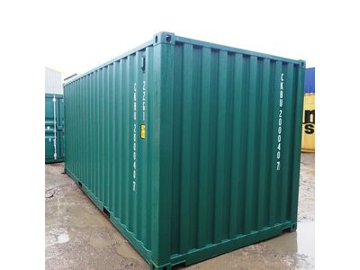 SHIPPING CONTAINERS 20ft original 40219 click to zoom image