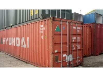 SHIPPING CONTAINERS 40ft original 63261