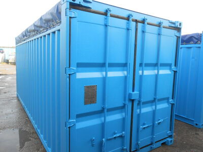 SHIPPING CONTAINERS 20ft Open Top 63616