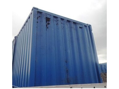 SHIPPING CONTAINERS 6ft S2 doors 55643 click to zoom image