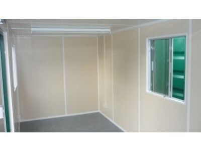 CONTAINER CONVERSION CASE STUDIES 20ft Office Conversion CS15629 click to zoom image