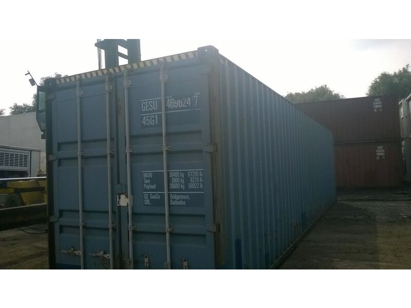 SHIPPING CONTAINERS 20ft original doors 36421 click to zoom image