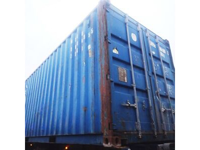 SHIPPING CONTAINERS 20ft original doors 43401