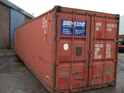 SHIPPING CONTAINERS Second Hand 40ft Plymouth
