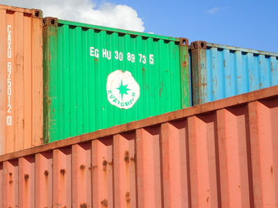 SHIPPING CONTAINERS 20ft ISO 43570