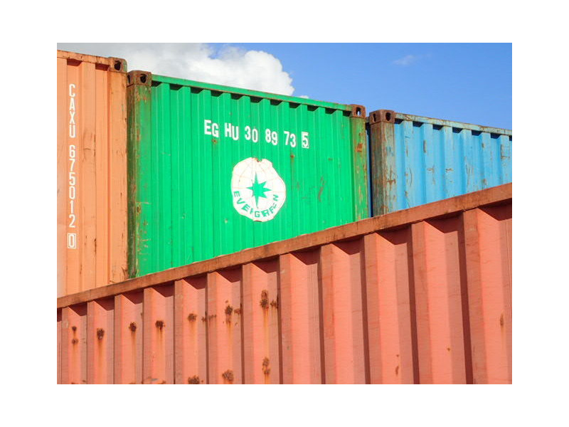 SHIPPING CONTAINERS 20ft ISO 43570 click to zoom image