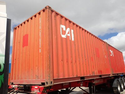 SHIPPING CONTAINERS 20ft ISO 63606