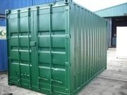 15FT STORAGE CONTAINER MANCHESTER logo