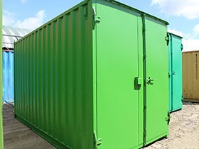 15ft Shipping Containers - Used