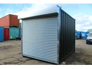 CONTAINERS WITH ROLLER SHUTTERS