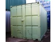 10ft QUALITY USED SHIPPING CONTAINERS