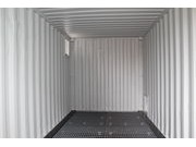 INTERIOR REPAINTING SHIPPING CONTAINERS