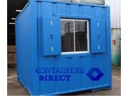SHIPPING CONTAINER OFFICE PACKAGES logo