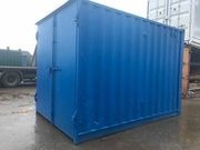 12ft REPAINTED SHIPPING CONTAINERS
