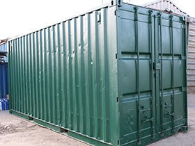 20FT FG CONTAINER