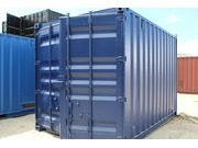Containers as Animal Shelters