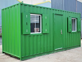 Portable Site Office Containers - ModiBox® Range