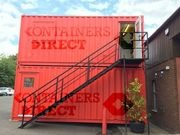 Stacking Shipping Containers