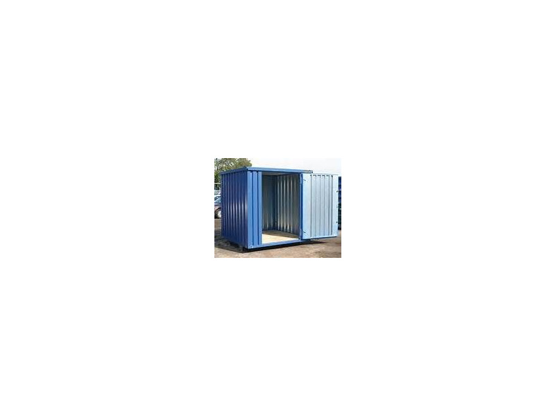 Flat Pack Containers Leicester Self Assembly Containers P3M click to zoom image