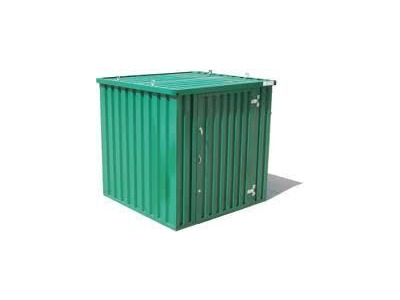 FLAT PACK CONTAINERS FOR SALE London Self Assembly Containers P3M click to zoom image