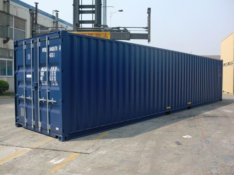 SHIPPING CONTAINERS 40ft full spec SC51 click to zoom image