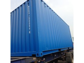 Cut and Shut Containers