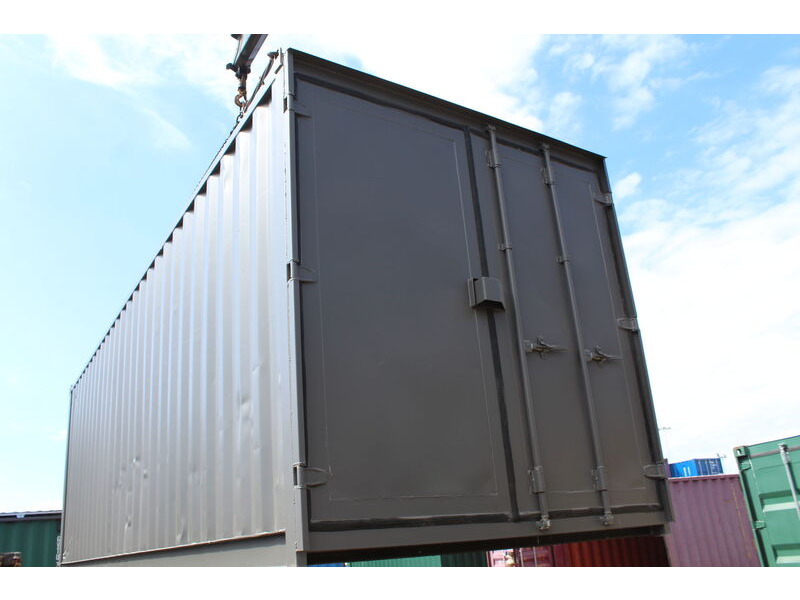 24ft New Shipping Containers 24ft Container - S3 doors click to zoom image