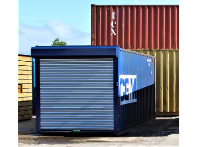 20ft Used Shipping Containers 20ft Used - S4 Doors