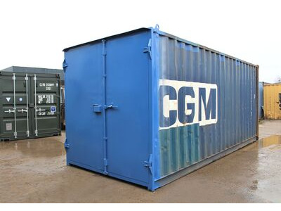 20ft Used Shipping Containers 20ft FG container S1