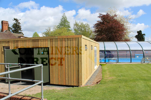 Shipping Container Conversions Containers Direct